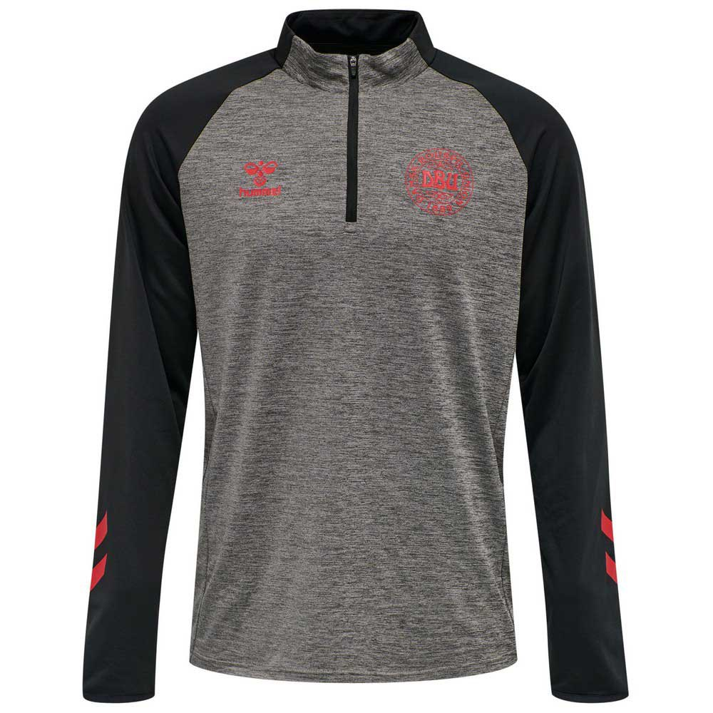 Hummel Sweat-shirt Danemark Pro 2020 XL Dark Grey Melange