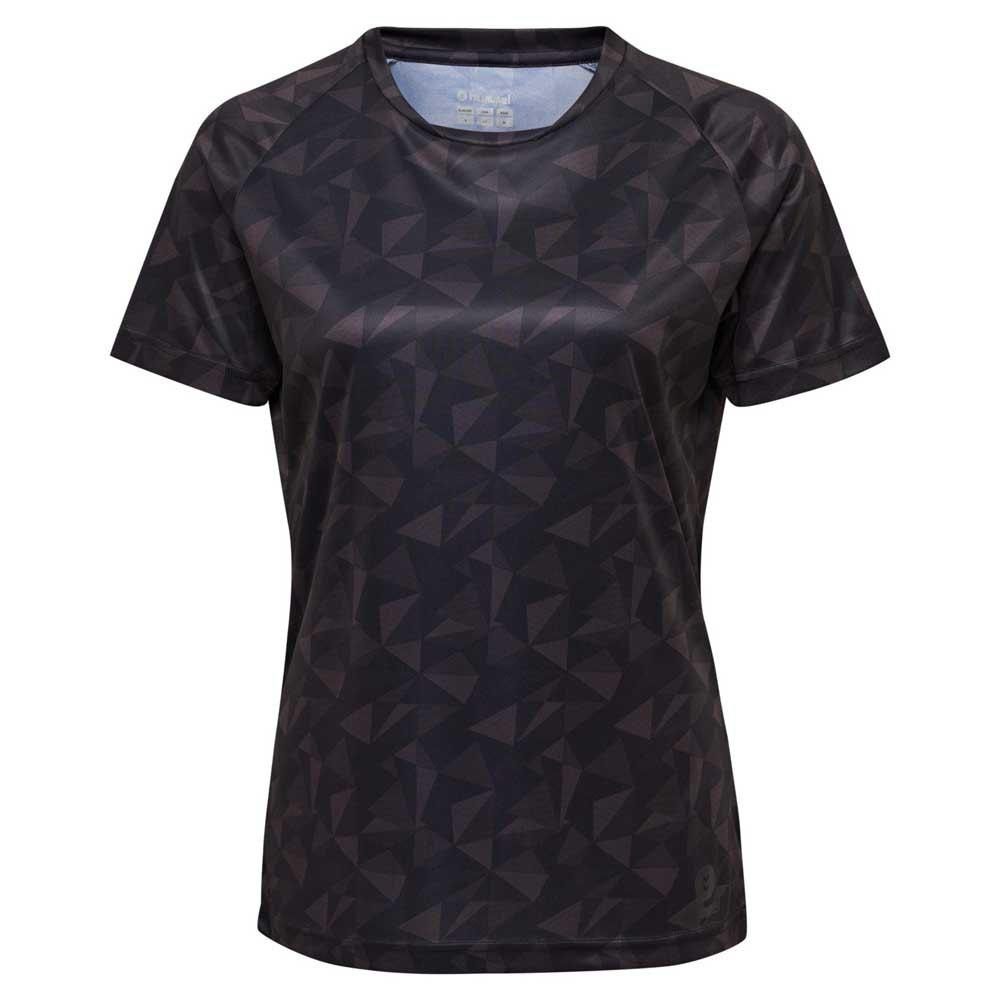 Hummel T-shirt Manche Courte Active Poly XS Black