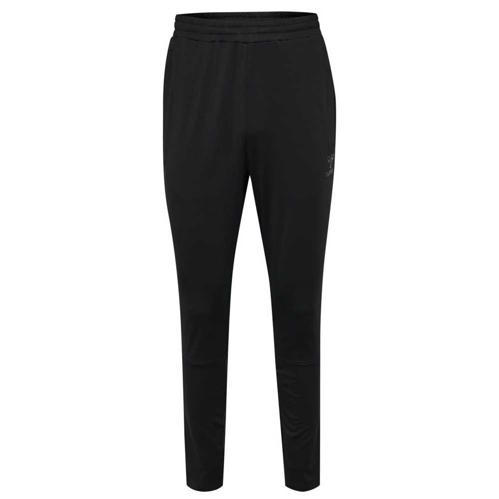 Hummel Pantalon Longue Aston Tapered S Black