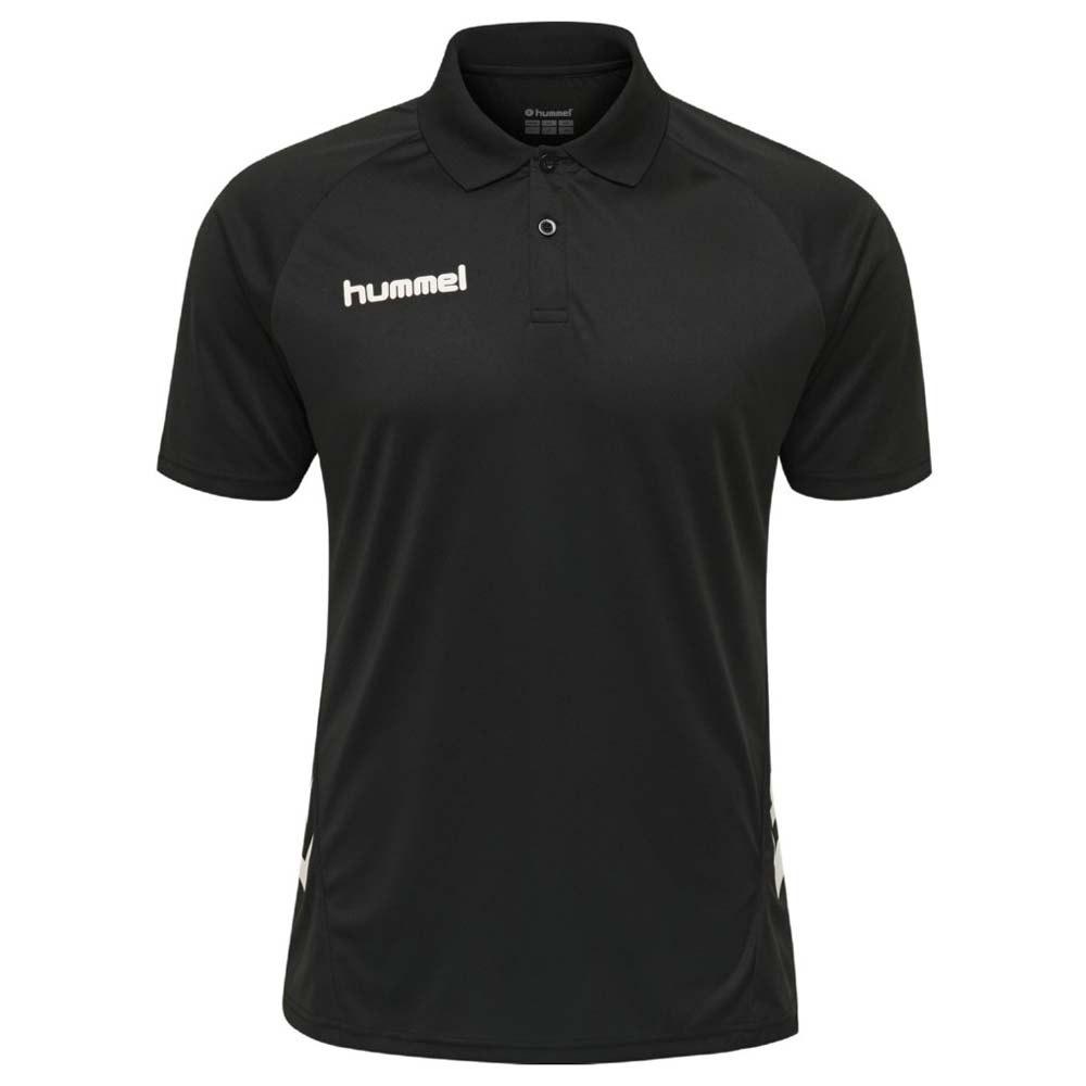 Hummel Polo Manche Courte Promo S Black
