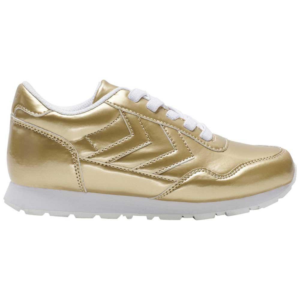 Hummel Chaussures Reflex Bubblegum EU 28 Gold