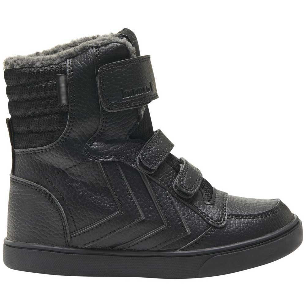 Hummel Stadil Super Tumbled EU 30 Black