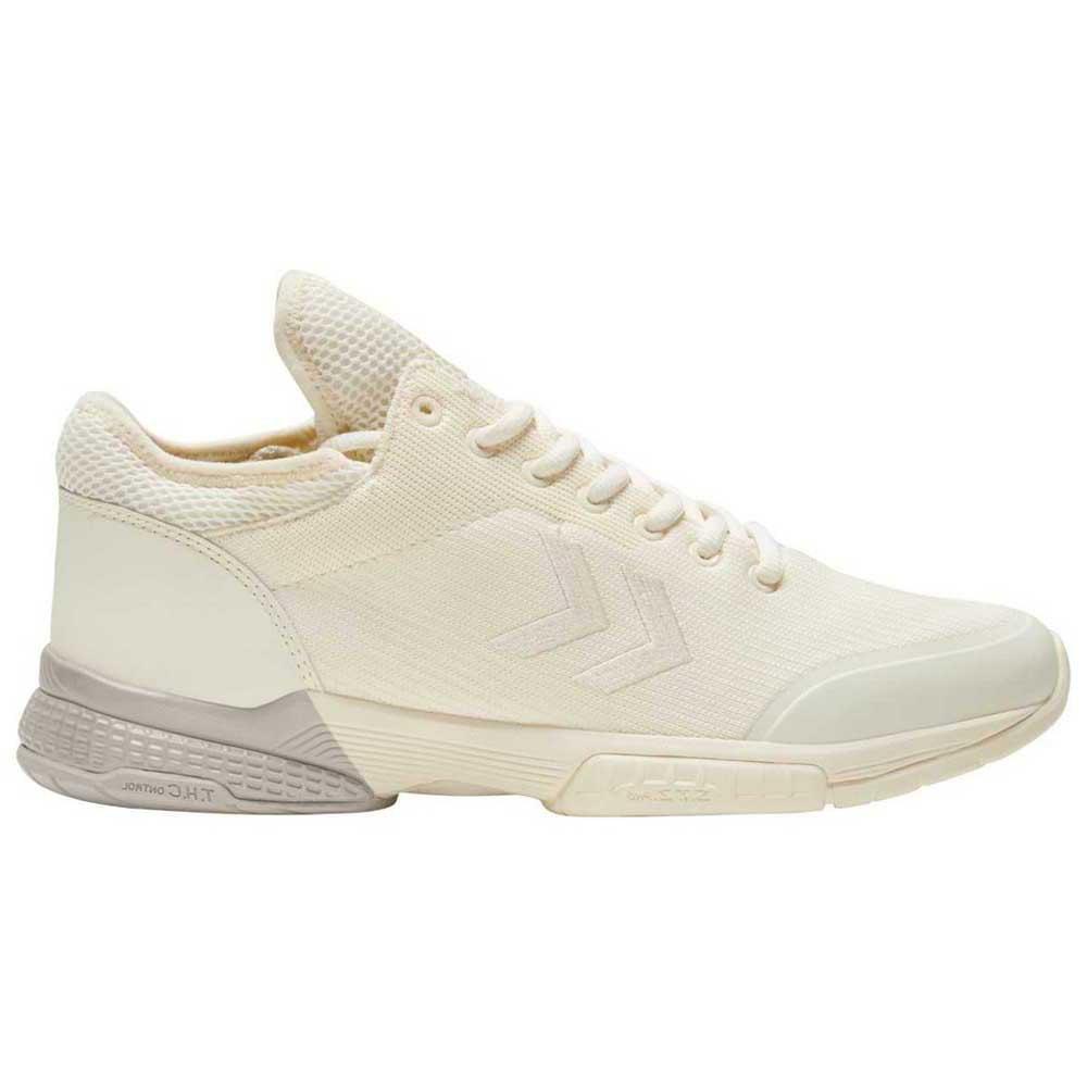 Hummel Chaussures Aerocharge Supreme Knit EU 36 Unbleached