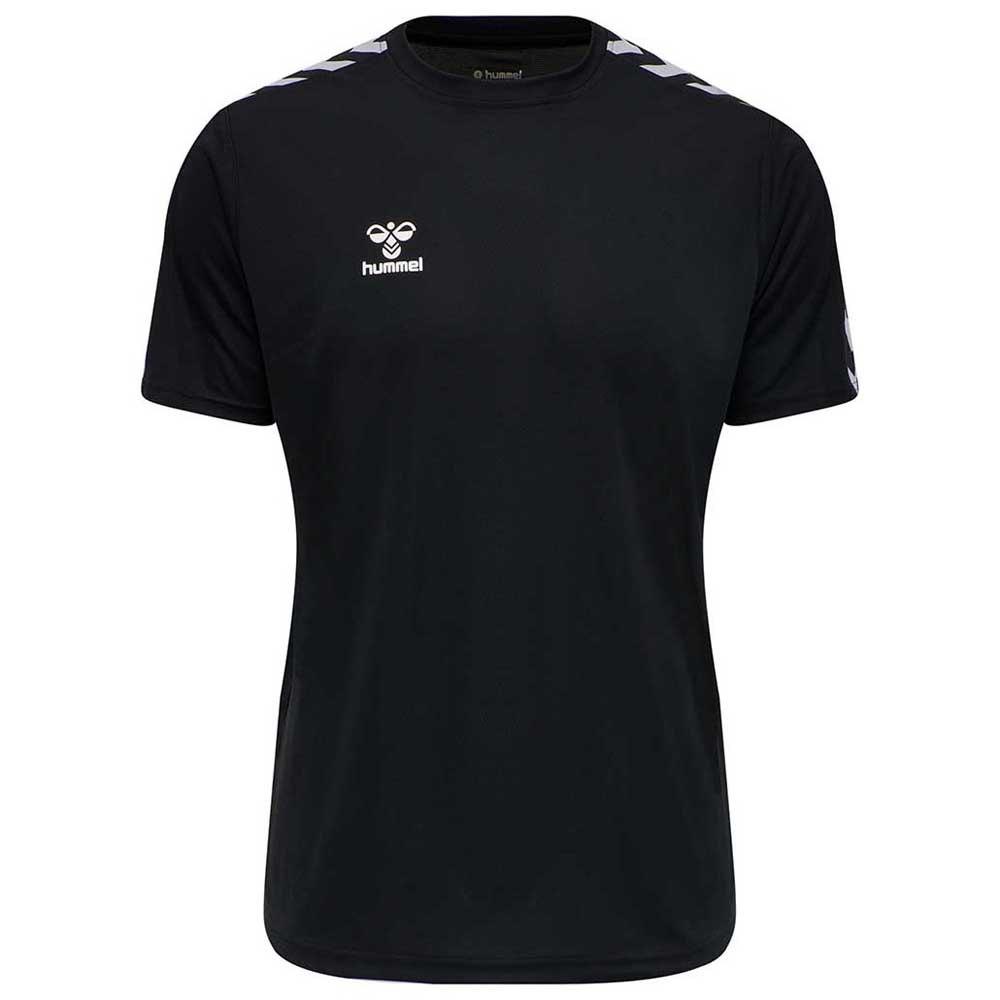 Hummel T-shirt Manche Courte Rene S Black