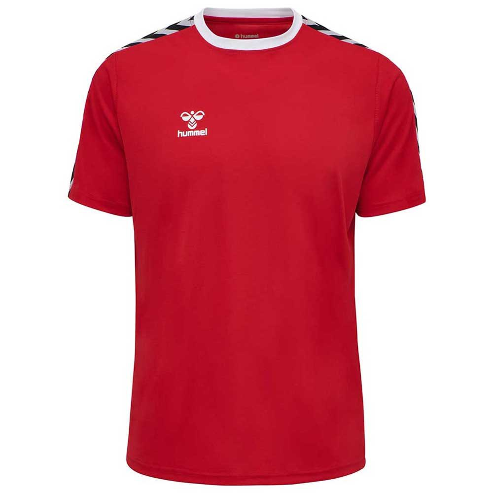 Hummel T-shirt Manche Courte Rene M True Red