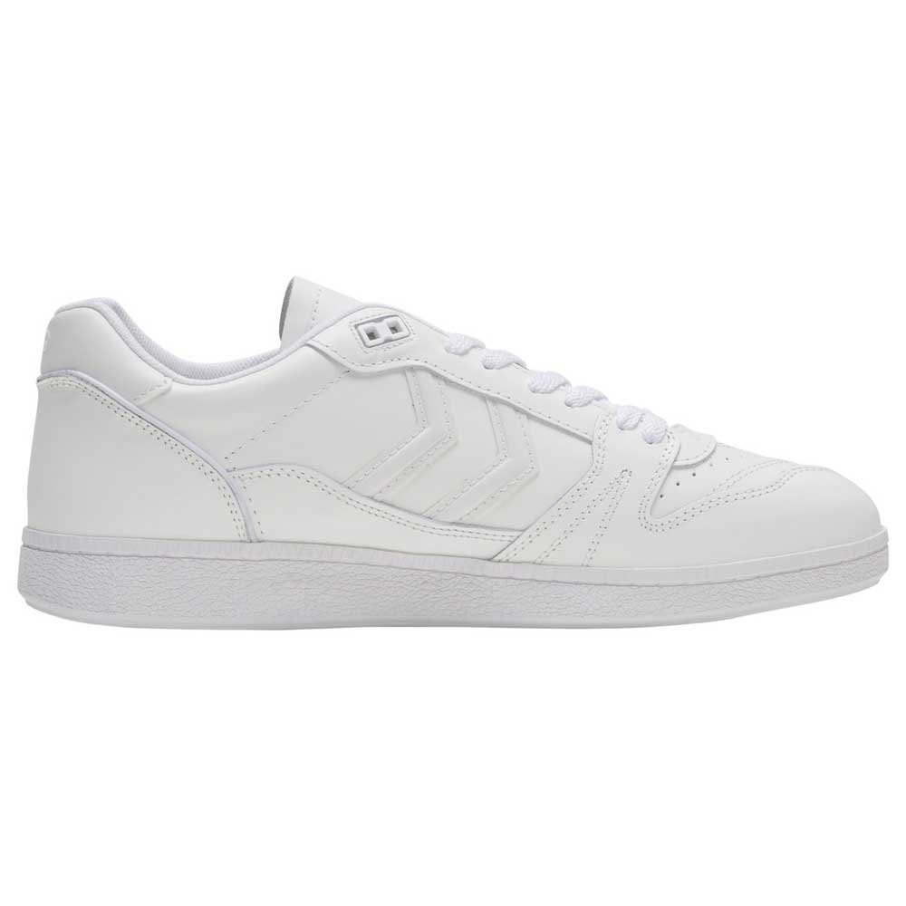 Hummel Hb Team Leather EU 37 White