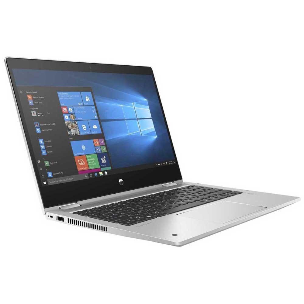 Portátil Hp 435 X360 13.3'' R3-4300u/8gb/256gb Ssd One Size Silver
