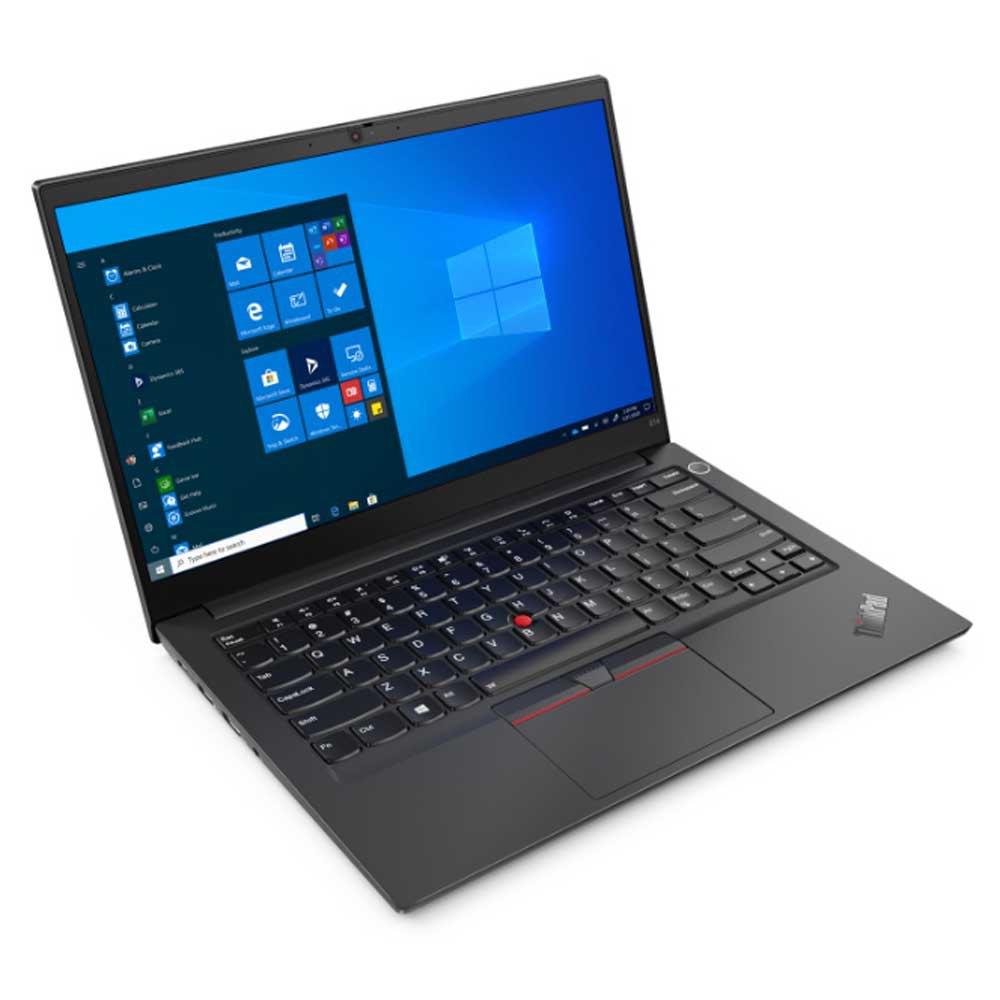 Portátil Lenovo Tp E14 Gen 2 Itu T 14'' I5-1135g7/8gb/256gb Ssd One Size Black