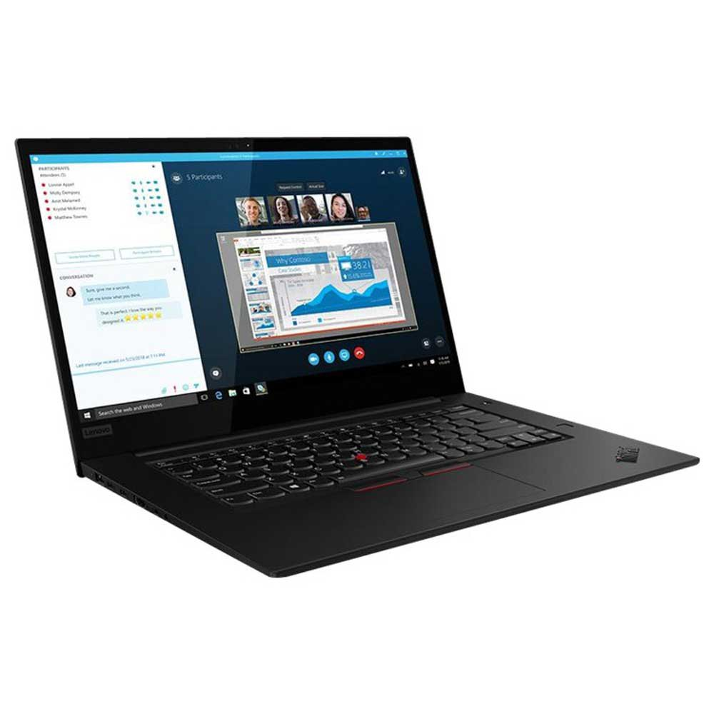 Portátil Lenovo Thinkpad X1 Extreme 15.6'' I9-9800h/32gb/1tb One Size Black