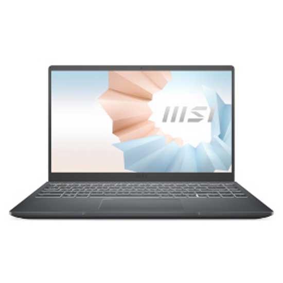 Portátil Msi Modern 15 A10m-486xes 15.6'' I7-10510u/16gb/512gb Ssd One Size Black