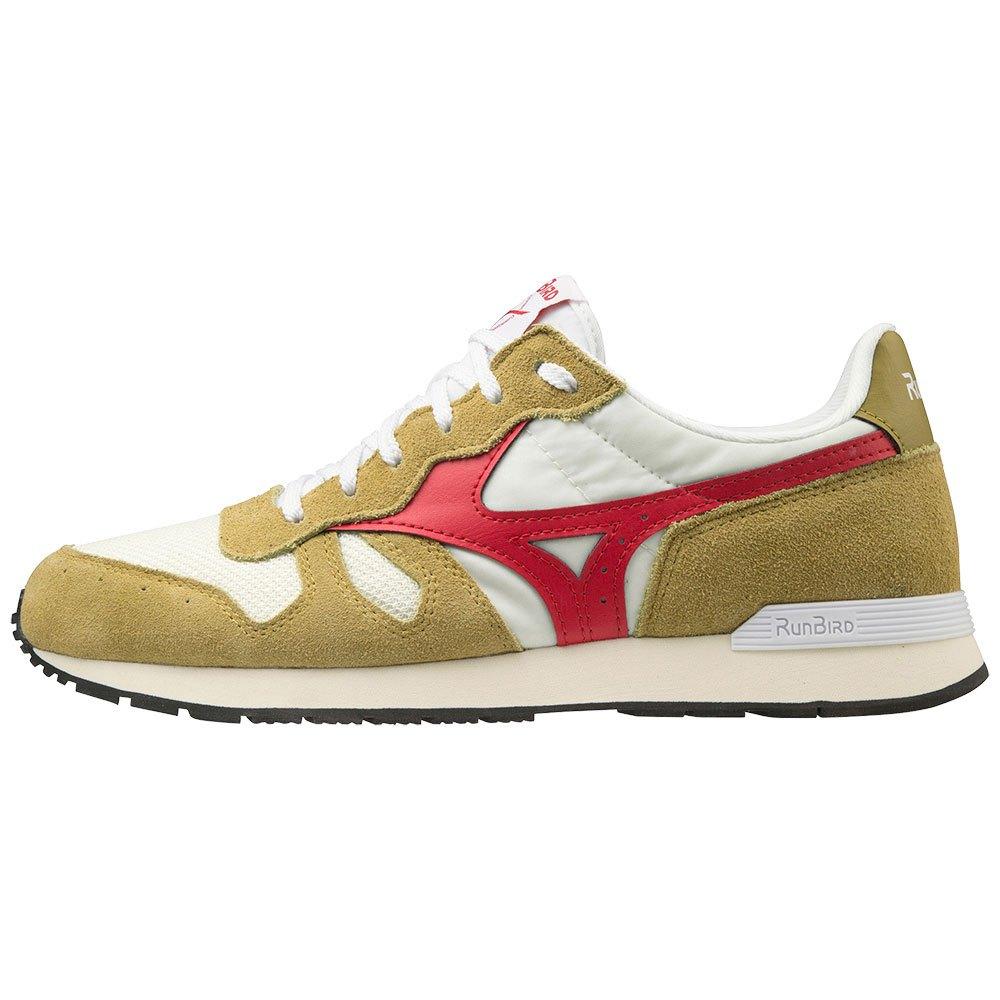 Mizuno Sapato Ml87 EU 42 1/2 Papyrus / Salsa / EcruOlive - Sneakers Sapato Ml87
