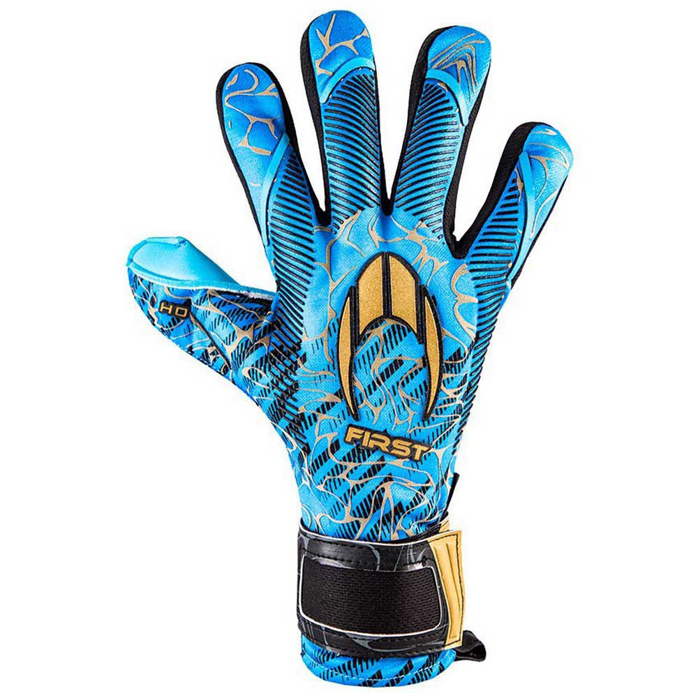Ho Soccer Gants Gardien First Superlight Junior 3 Blue Blood