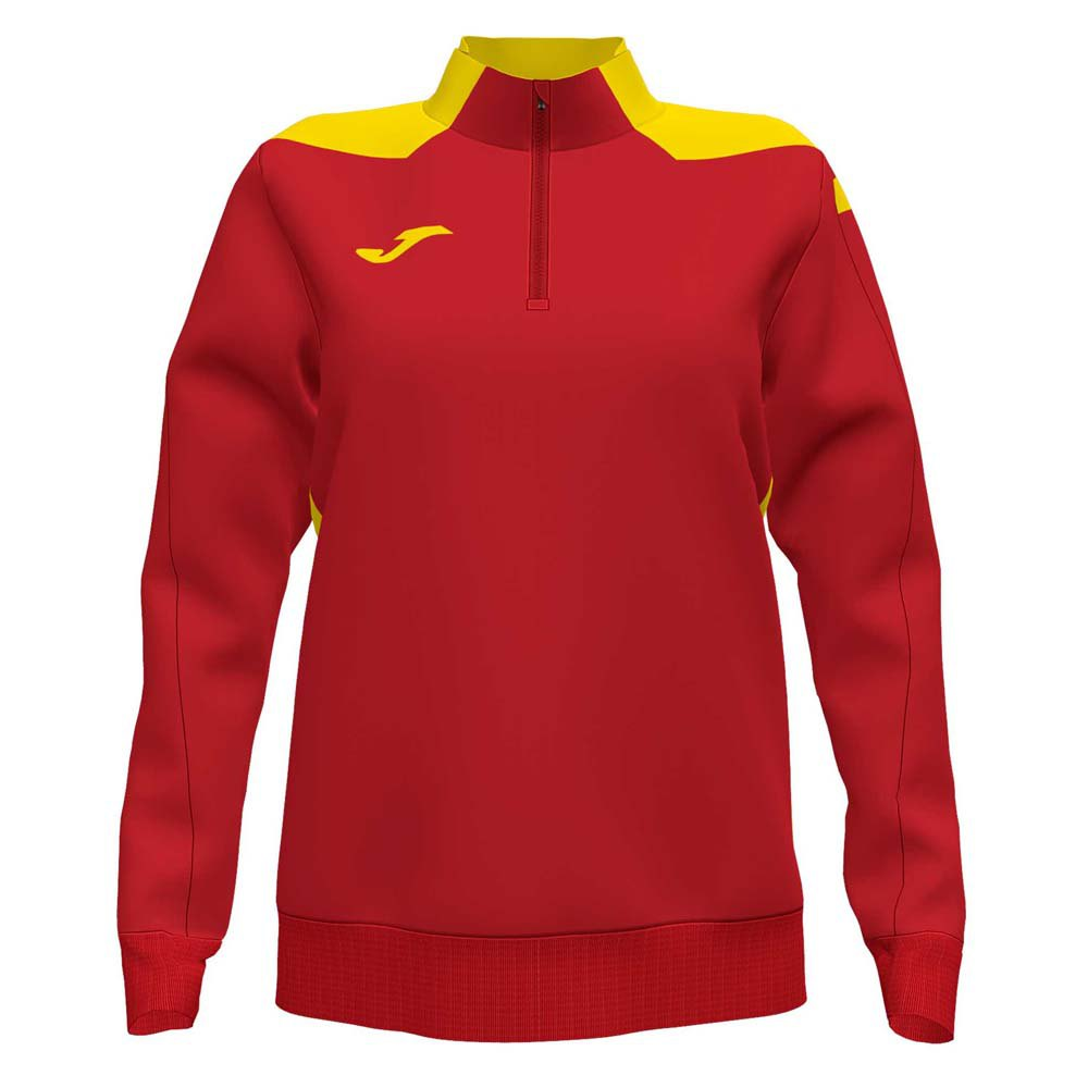 Joma Sweatshirt Championship Vi XL Red / Yellow