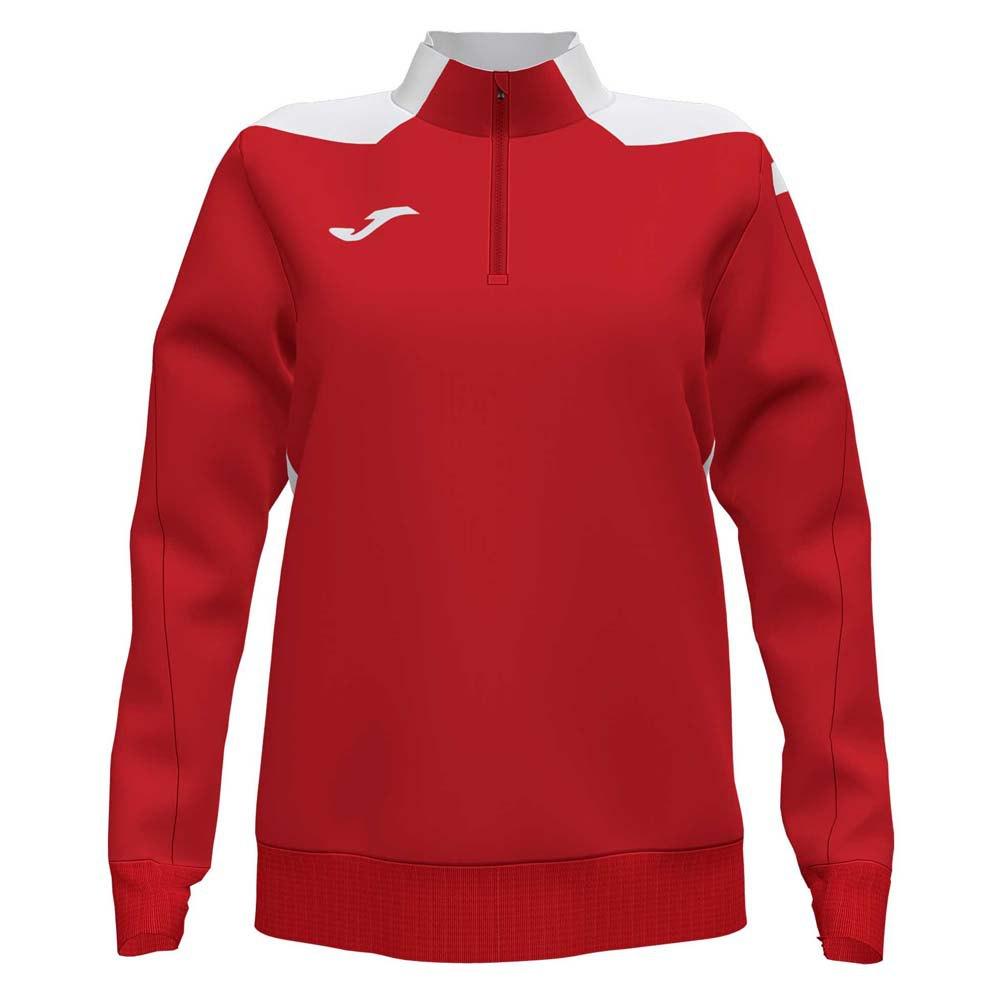 Joma Sweatshirt Championship Vi XL Red / White