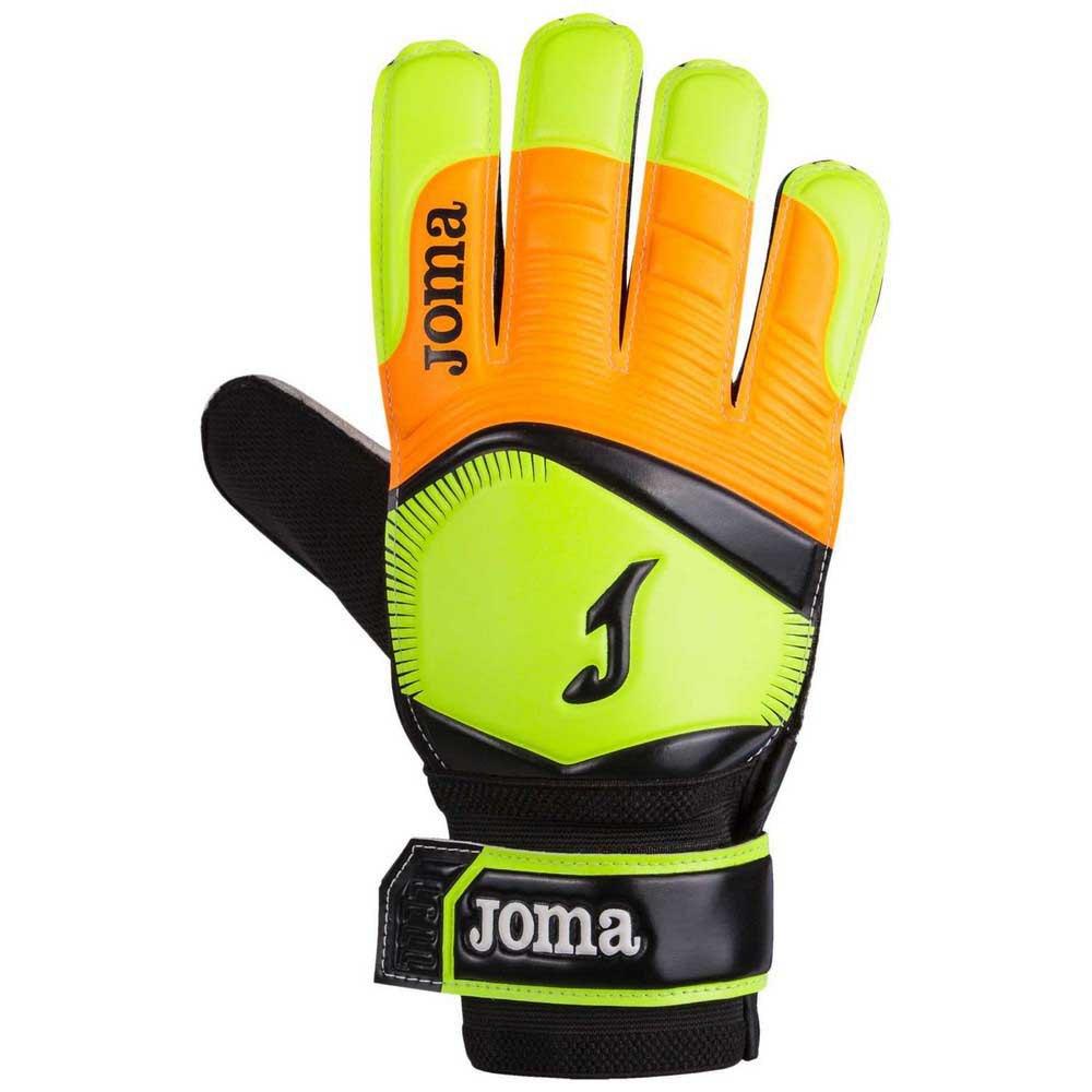 Joma Gants Gardien Calcio 8 Yellow Fluor
