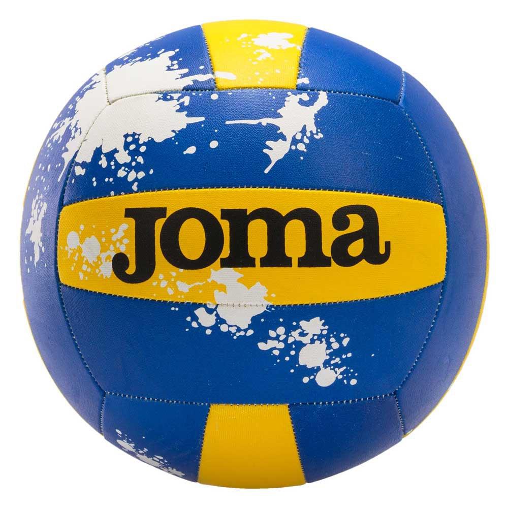 Joma Ballon Football High Performance T5 Royal / Yellow