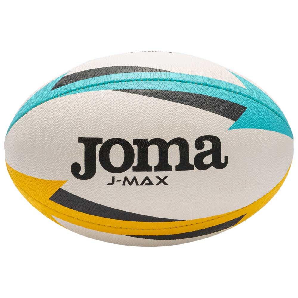 Joma J-max T3 White / Yellow / Blue