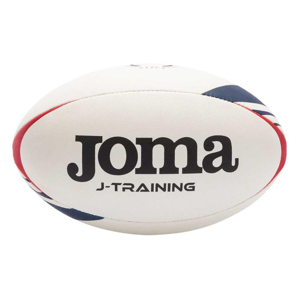 Joma Ballon Football J-training T5 White / Red