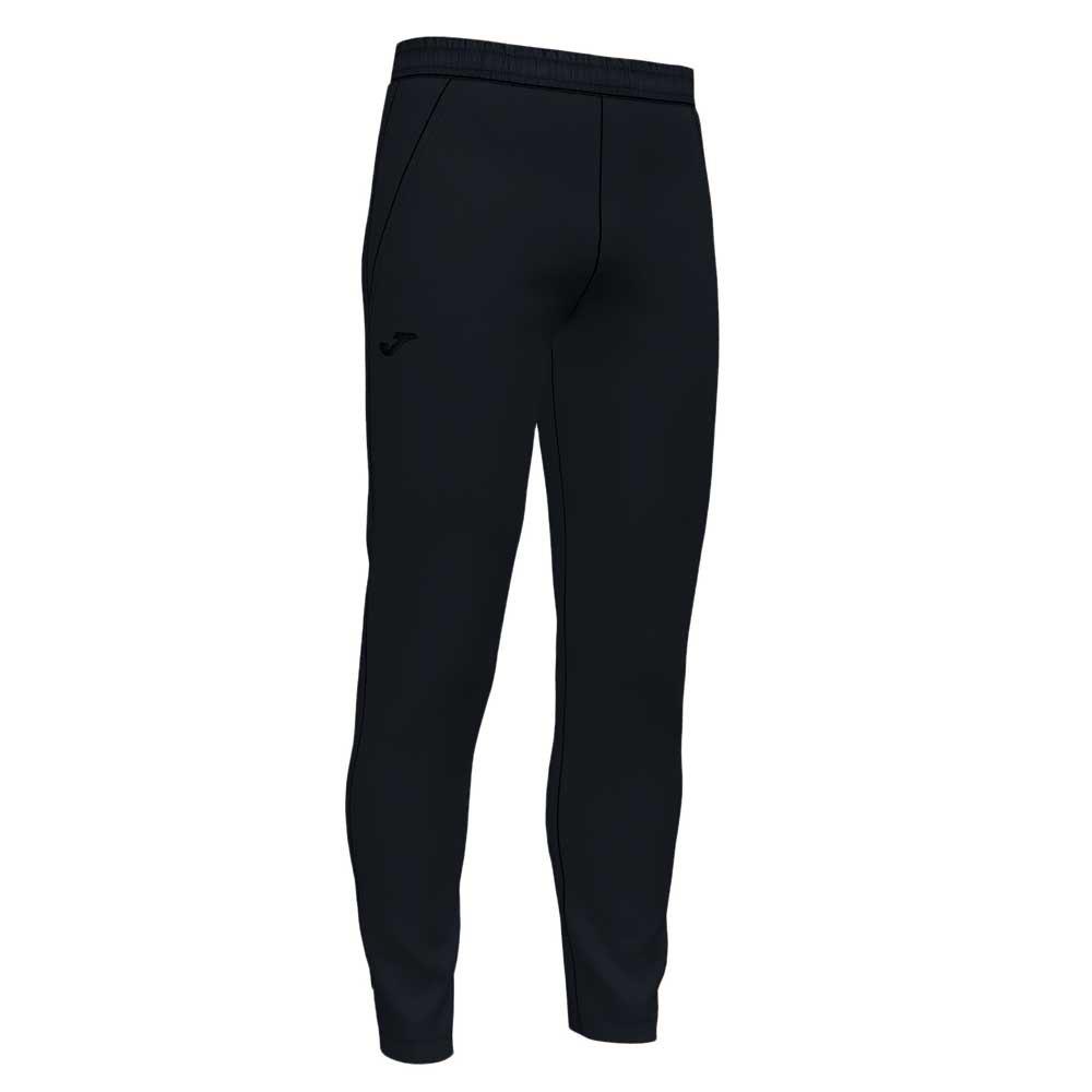 Joma Pantalon Longue Montana M Black