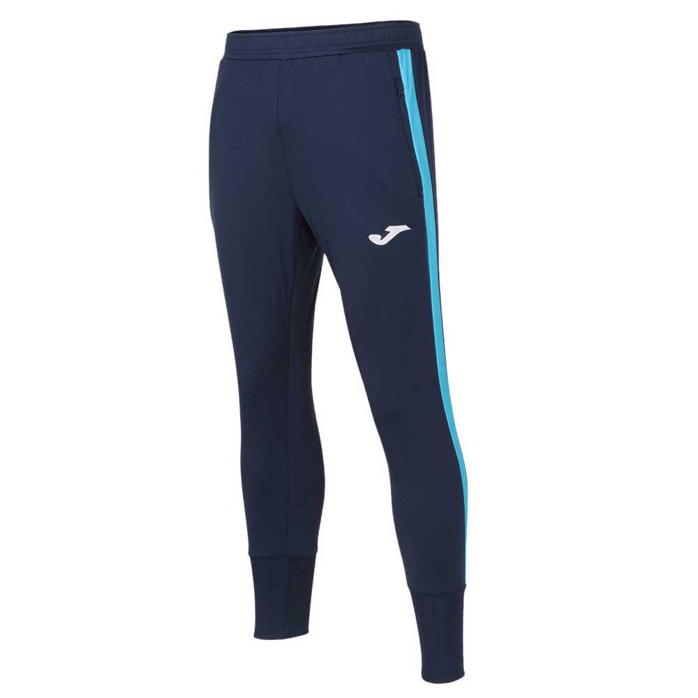 Joma Pantalon Longue Advance XL Dark Navy / Turquoise Fluor