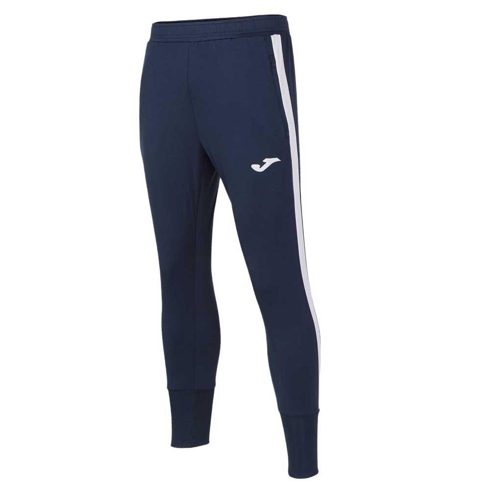 Joma Pantalon Longue Advance XL Dark Navy / White