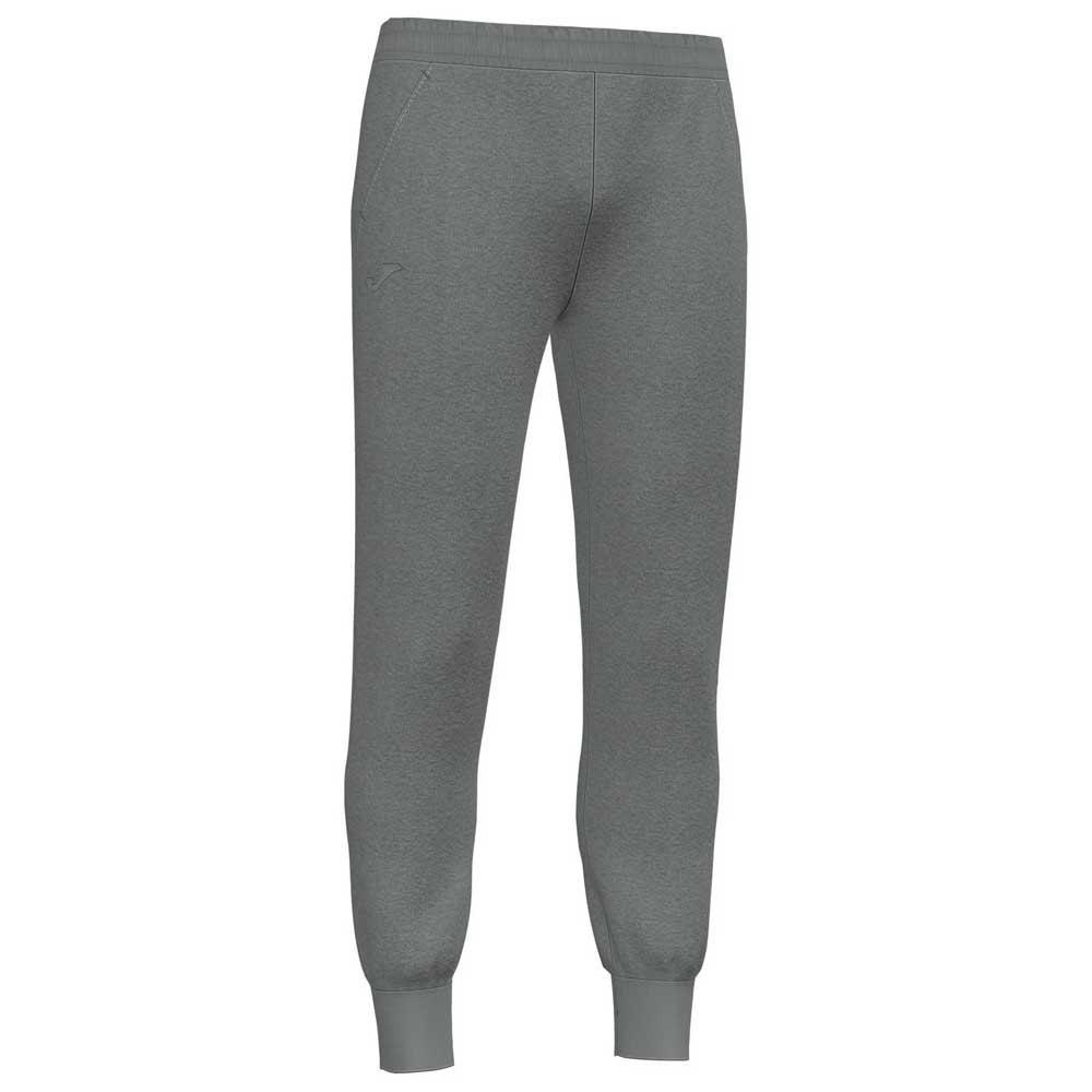 Joma Pantalon Longue Montana S Grey Melange