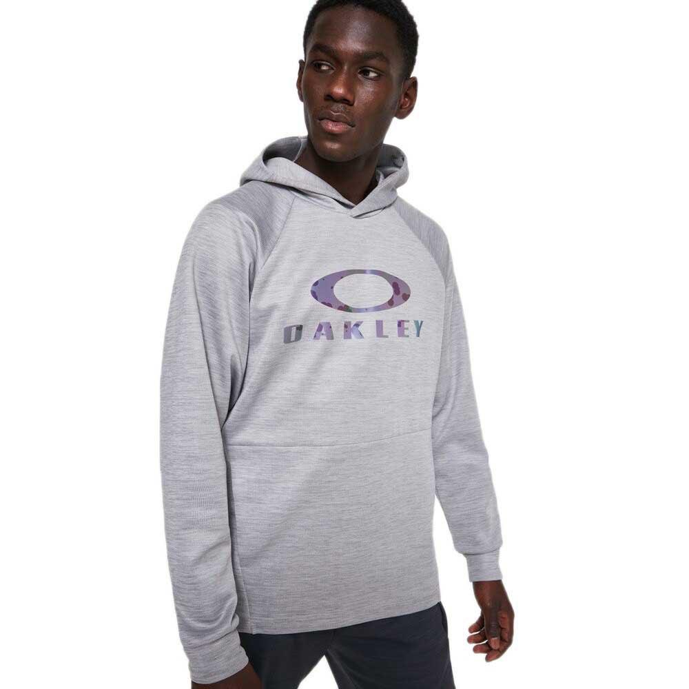 Oakley Sweat À Capuche Enhance Qd 11.0 XXL New Athletic Grey