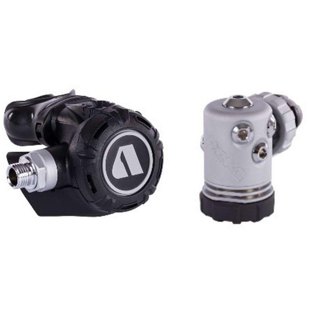 Apeks Xl4 Int Atemregler Set Black Steel Atemreglersets Xl4 Int Atemregler Set