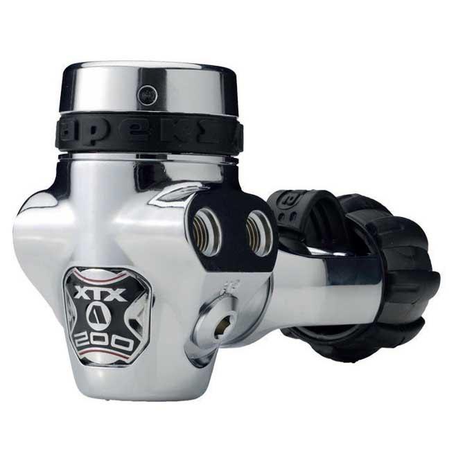 Apeks Xtx 200 Int Atemregler Set Black Silver Atemreglersets Xtx 200 Int Atemregler Set