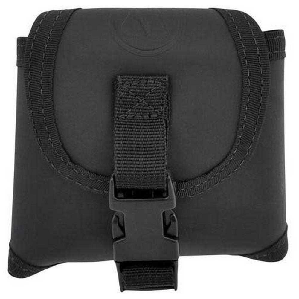 Apeks Trim Pocket For Extra Weight 2 Kg Black Zubehör und Ersatzteile Trim Pocket For Extra Weight 2 Kg
