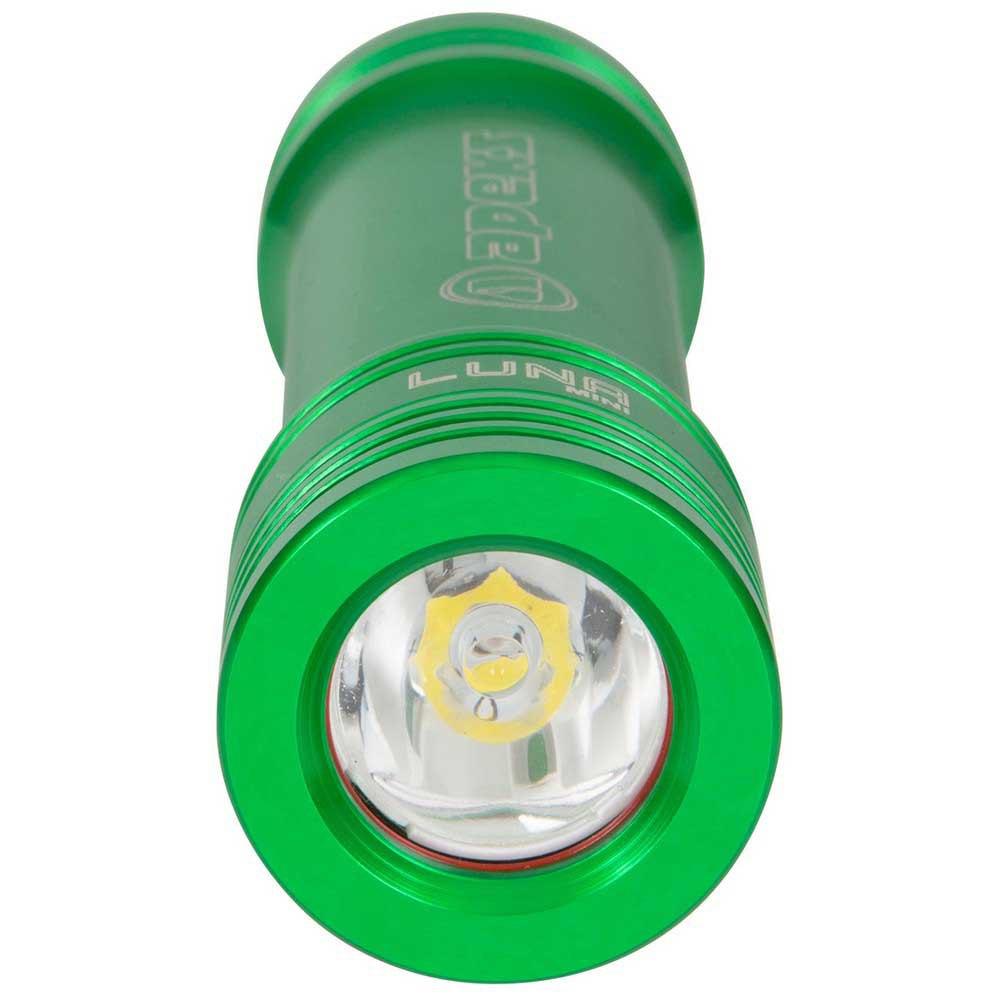 Apeks Luna Mini 1000 Lumens Green Beleuchtung Luna Mini