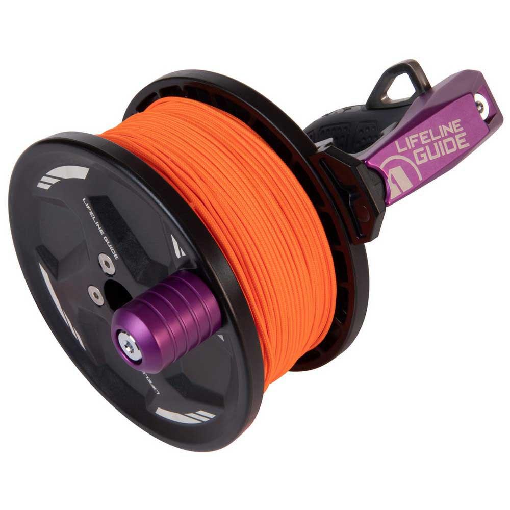 Apeks Lifeline Guide 120 M Purple Rollen und Spulen Lifeline Guide 120 M
