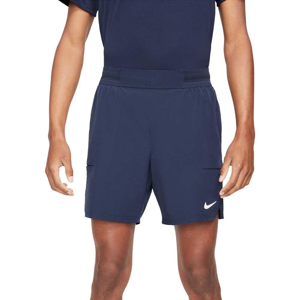 Nike Short Court Dri Fit Advantage S Obsidian / White