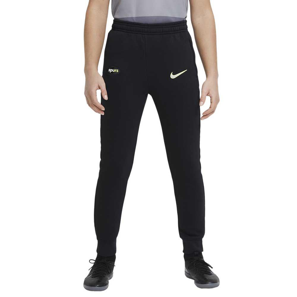 Nike Tottenham Hotspur 20/21 S Black / Lemon Venom