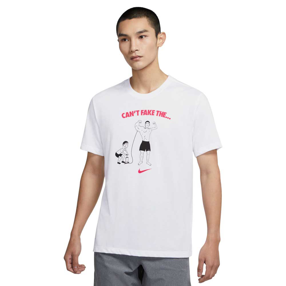 Nike Dri Fit M White
