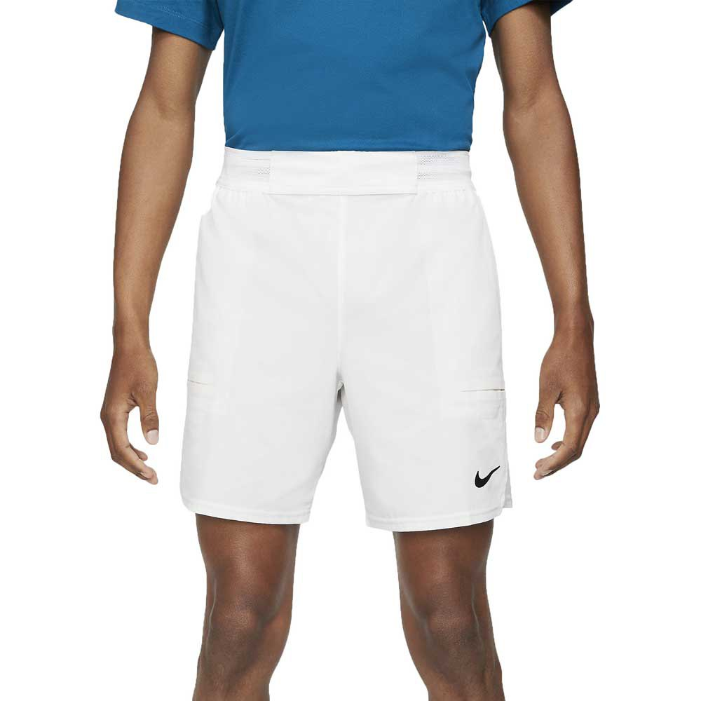 Nike Short Court Dri Fit Advantage S White / Black