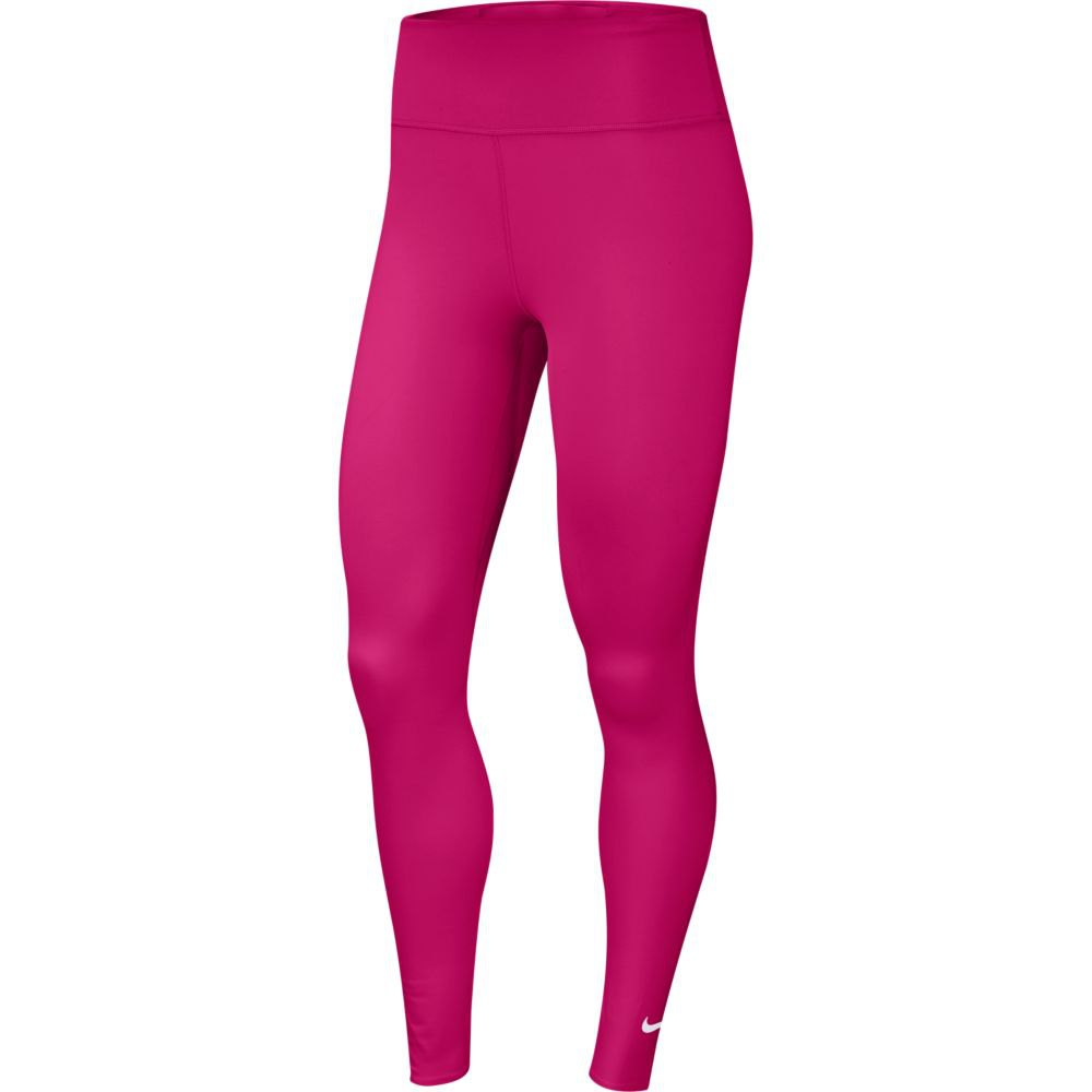 Nike Legging One Luxe Taille Moyenne S Fireberry / Clear
