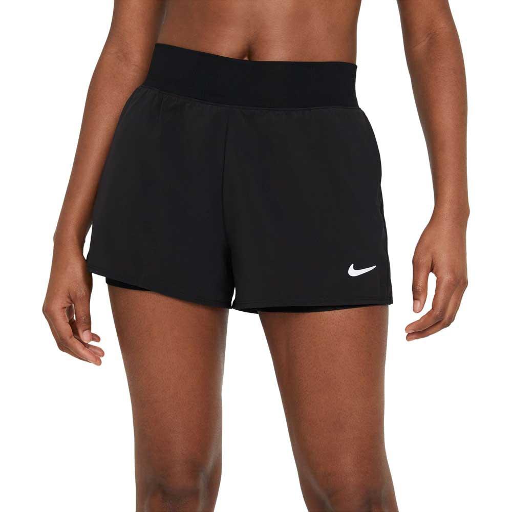 Nike Short Court Dri Fit Victory S Black / White
