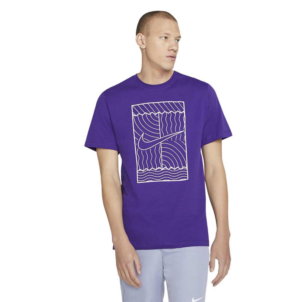 Nike Court S Court Purple / White