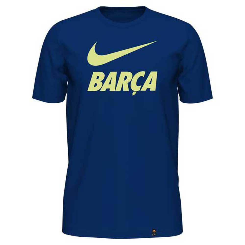 Nike Fc Barcelona 20/21 S Blue Void