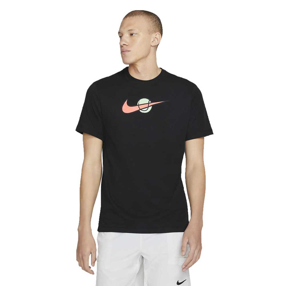 Nike Court Swoosh S Black