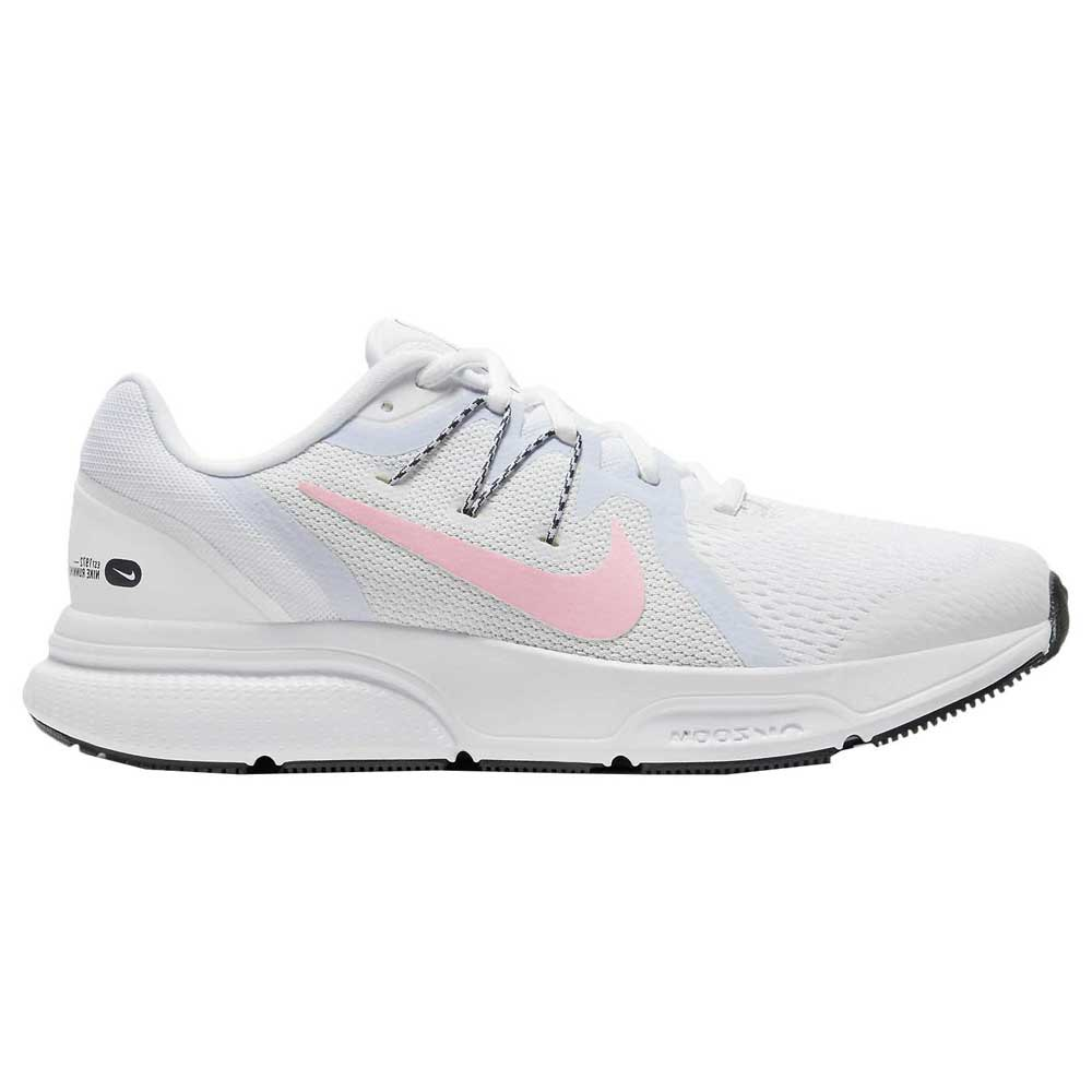 Nike Zoom Span 3 EU 36 1/2 White / Arctic Punch / Football Grey