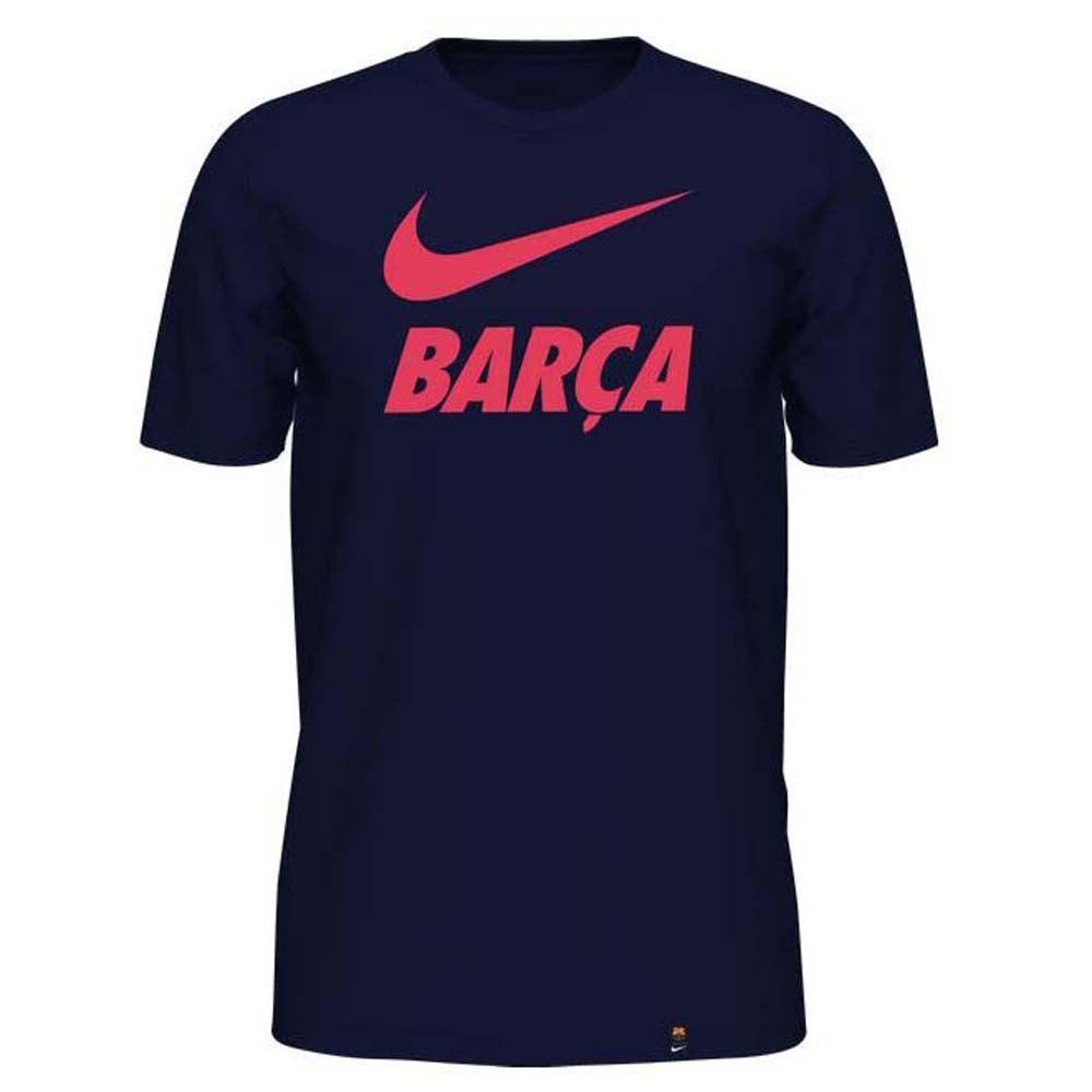 Nike Fc Barcelona 20/21 S Deep Royal Blue