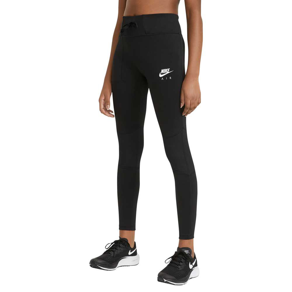 Nike Air L Black / Black / White