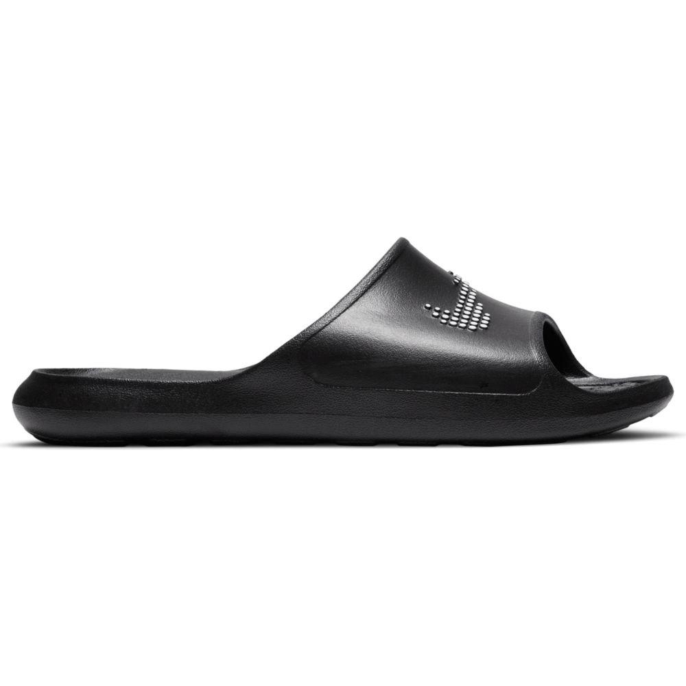 Nike Victori One Shower Slide EU 45 Black / White / Black