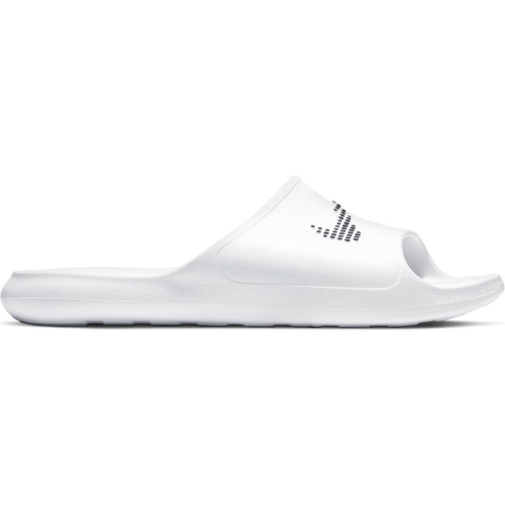 Nike Victori One Shower Slide EU 45 White / Black / White