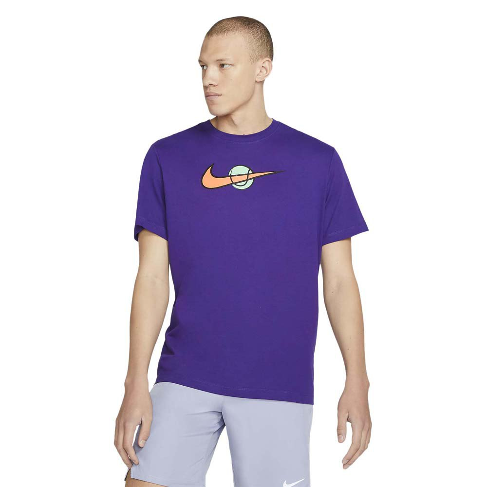 Nike Court Swoosh S Court Purple