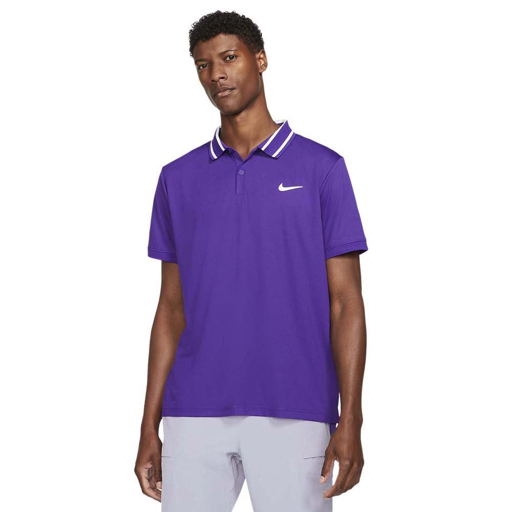 Nike Court Dri Fit Victory M Court Purple / White