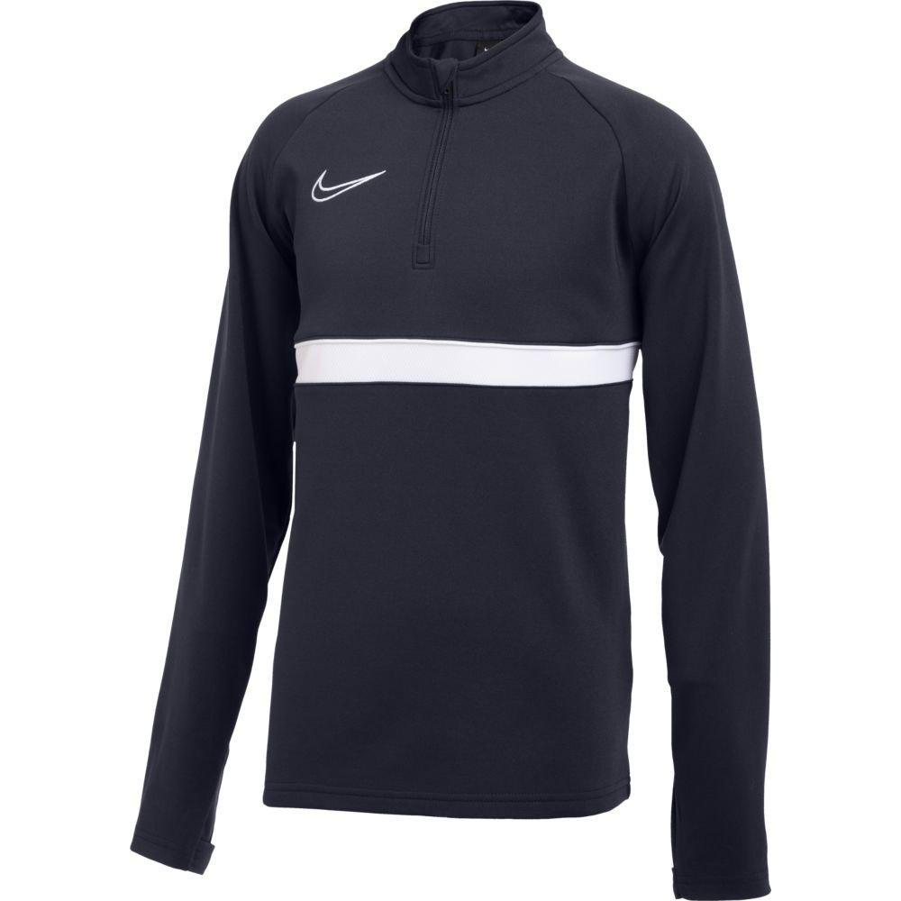 Nike Dri-fit Academy Drill M Obsidian / White / White / White