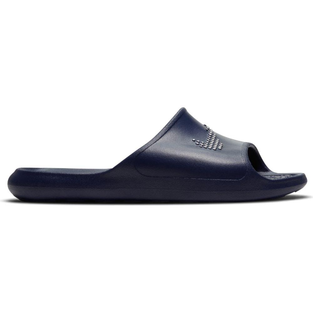 Nike Tongs Victori One Shower EU 51 1/2 Midnight Navy / White / Midnight Navy